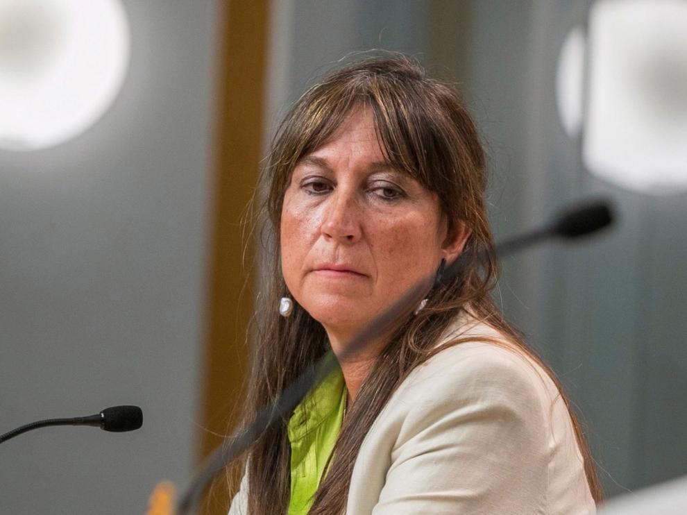 """Repollés se muestra """"moderadamente optimista"""" por la tendencia del coronavirus en Aragón"""