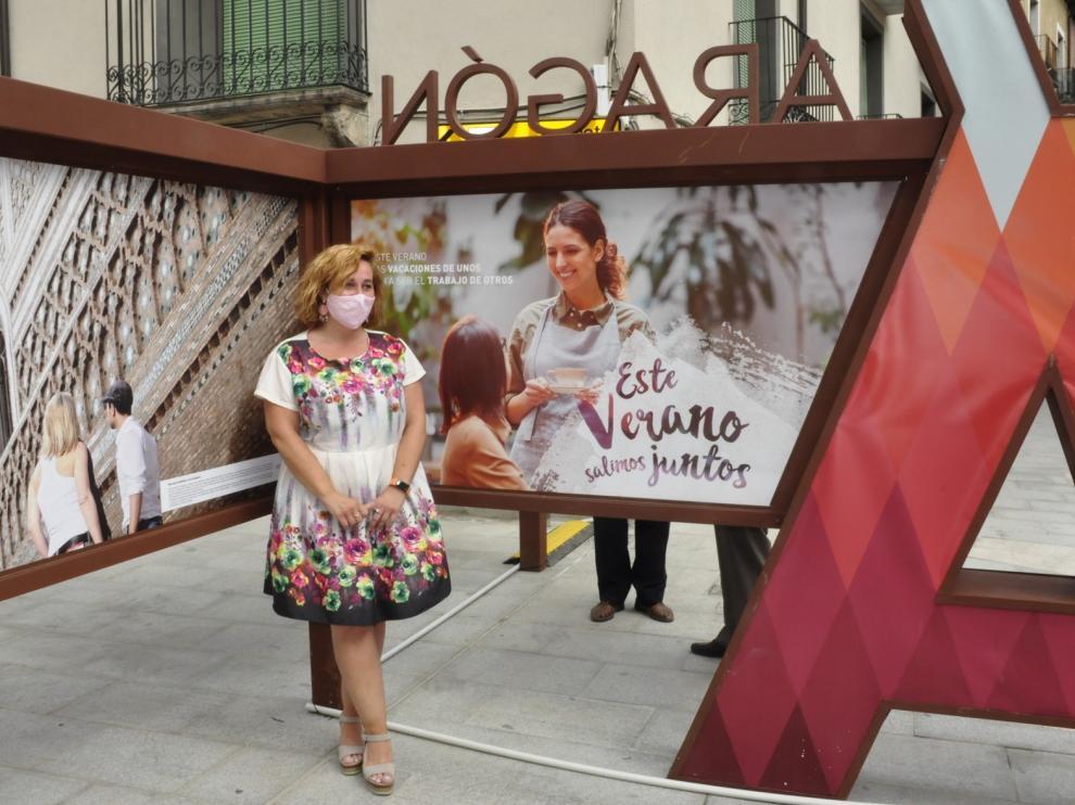 Jaca acoge una exposición con las principales novedades del potencial turístico de Aragón
