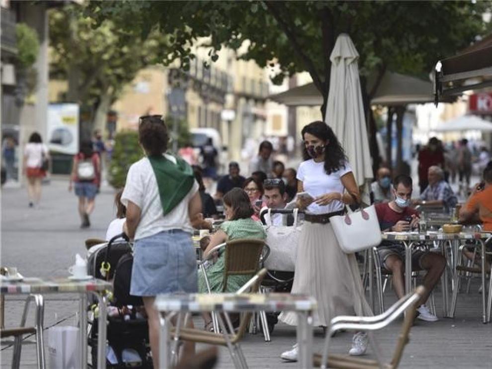 GALERÍA DE FOTOS de la jornada de este martes 11 de agosto en Huesca