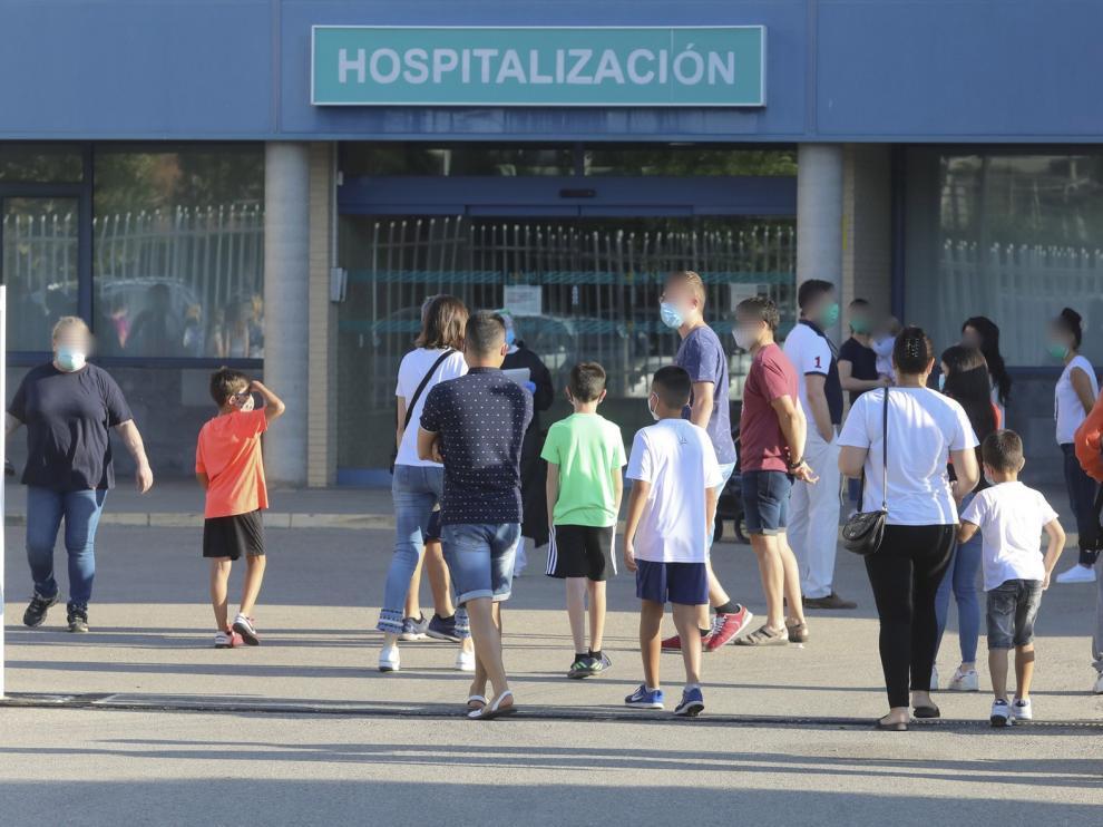 El número de contagios de coronavirus en el Alto Aragón baja a 21 y Fraga es la zona más afectada