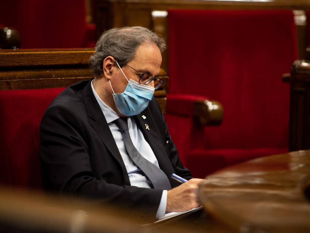 La Generalitat se personará en el caso del 3 por ciento