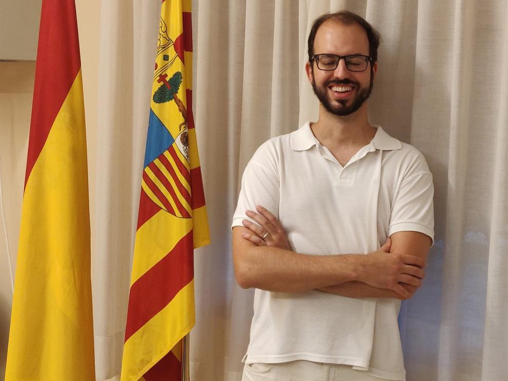 Jorge Luis Bail es elegido nuevo alcalde de Loporzano