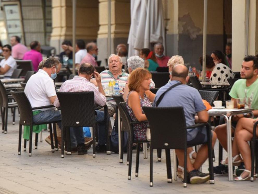 """La hostelería factura un 75 por ciento menos en las """"no fiestas"""""""