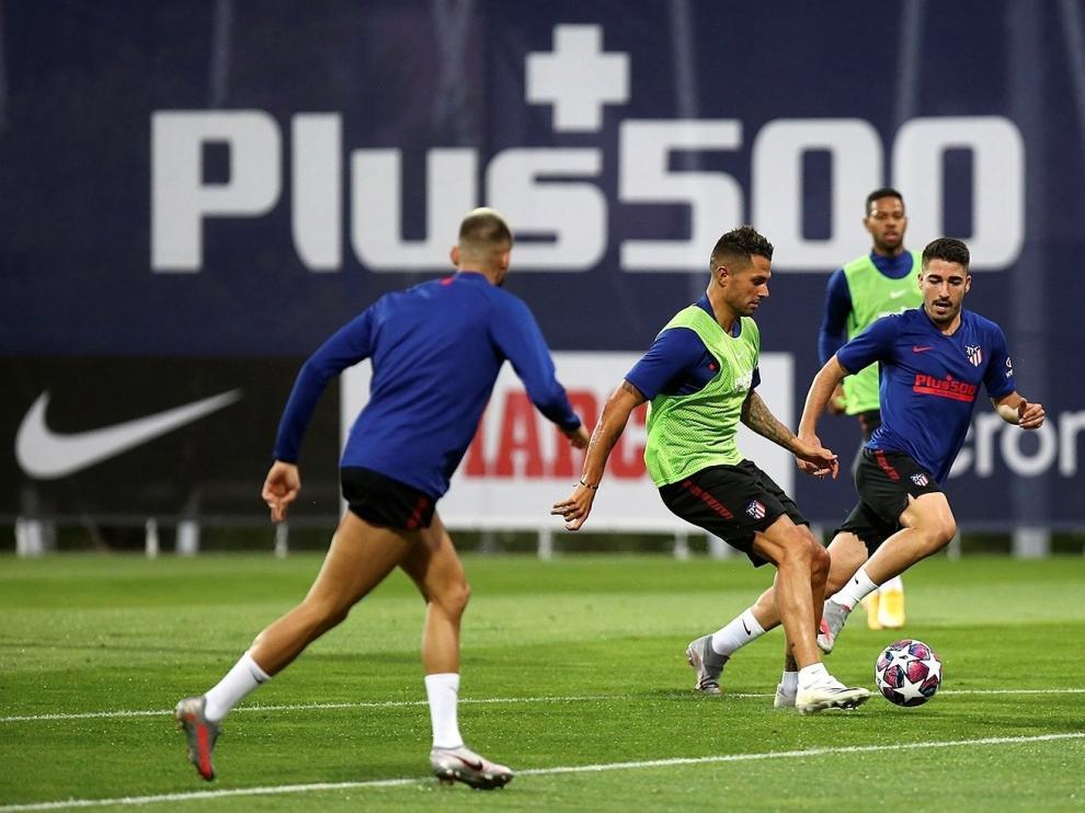 El Atlético busca el primer paso ante el Leipzig
