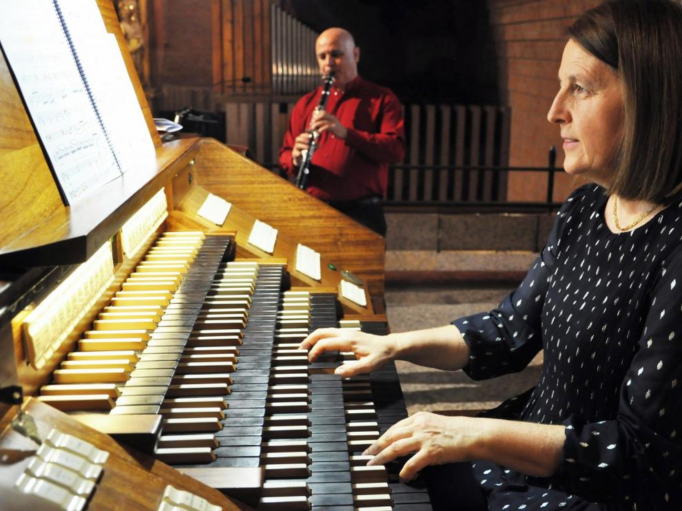 Aranzábal y Sanz ofrecen un variado repertorio en Torreciudad