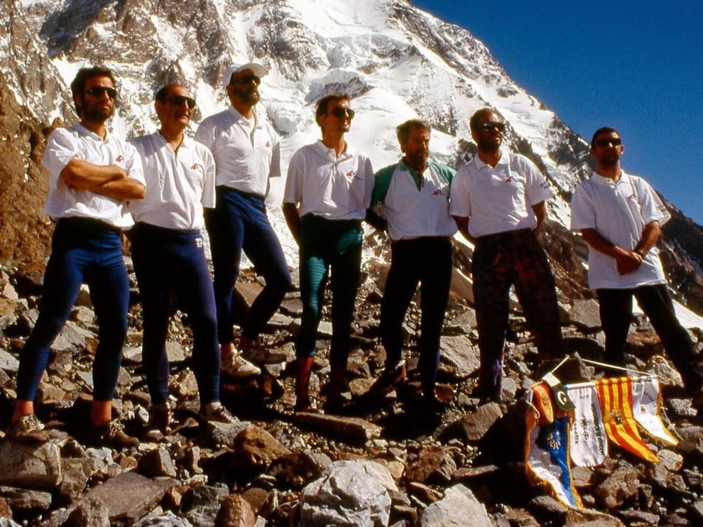 K2, un cuarto de siglo de la tragedia