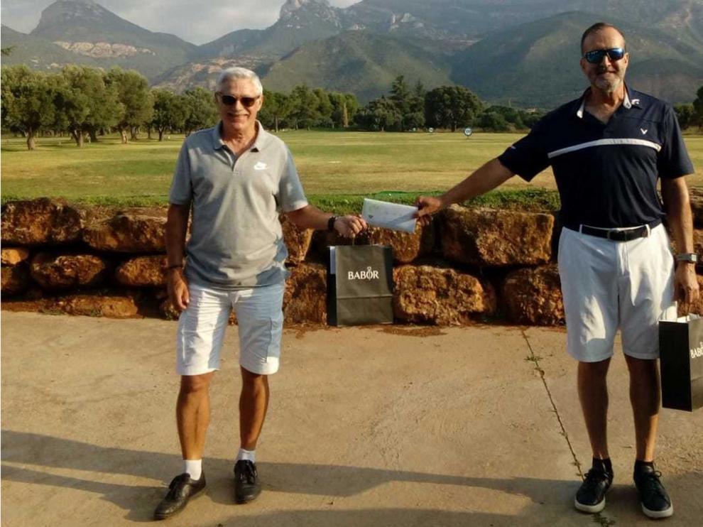 Gallego y Sanclemente ganan el Torneo Hotel Miramar