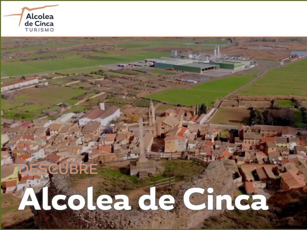 Alcolea lanza una web para potenciar su atractivo turístico