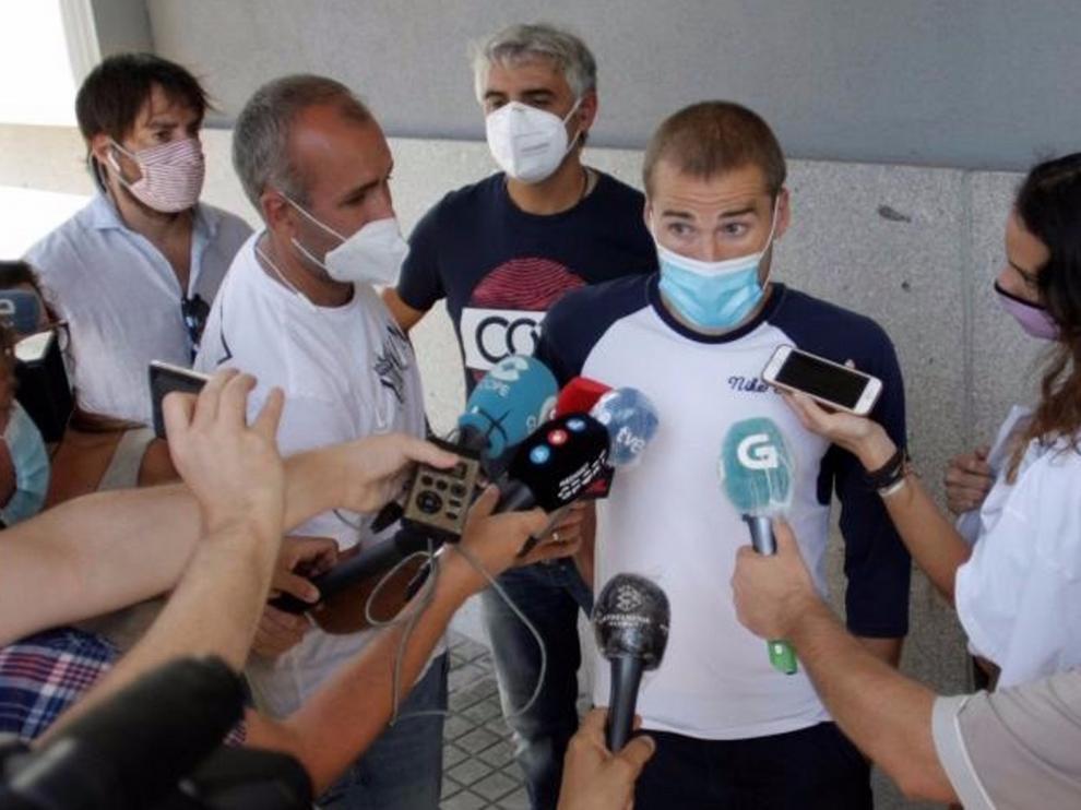 La UFP pide explicaciones por la detención de Bergantiños