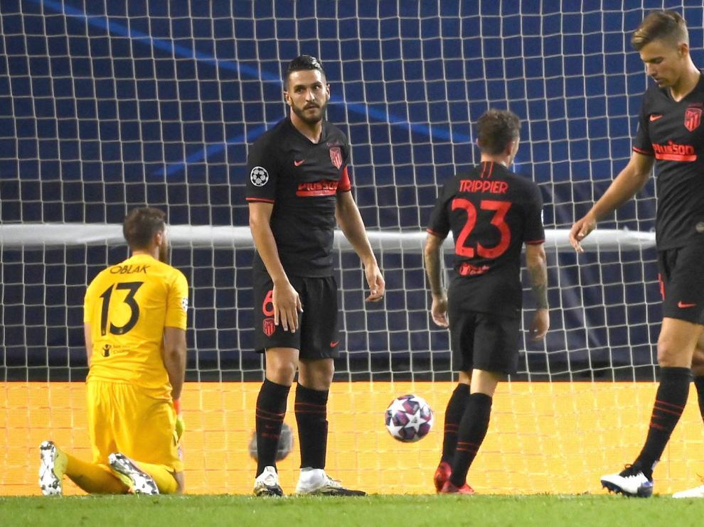 El Atlético se lleva un nuevo batacazo y queda eliminado