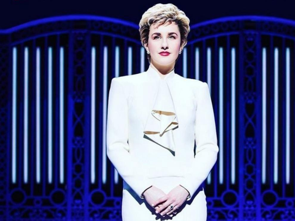 El musical sobre Diana de Gales se estrenará en Netflix el año que viene