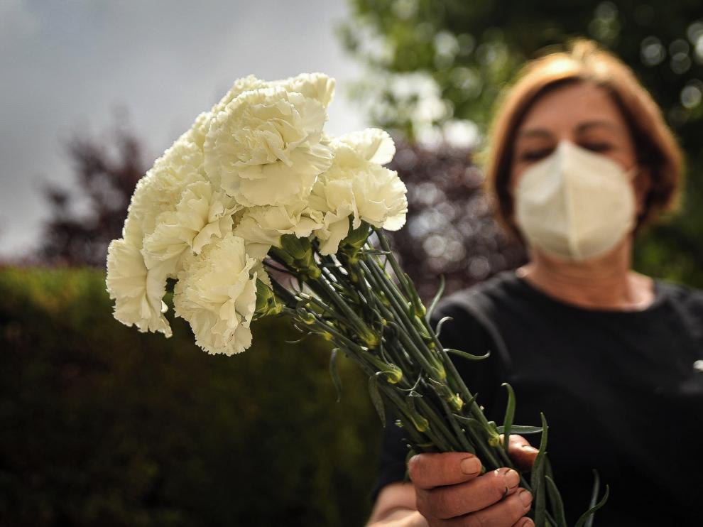 Las floristerías registran unas pérdidas de hasta un 70 %