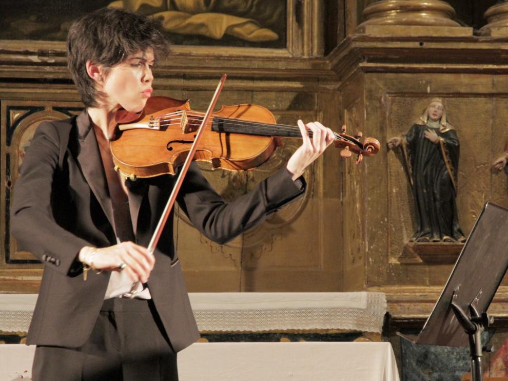 Riqueza y belleza de contrastes sonoros gracias al grandísimo poder de la viola