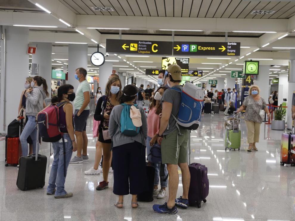 El turoperador TUI cancela sus viajes organizados a España, salvo Canarias