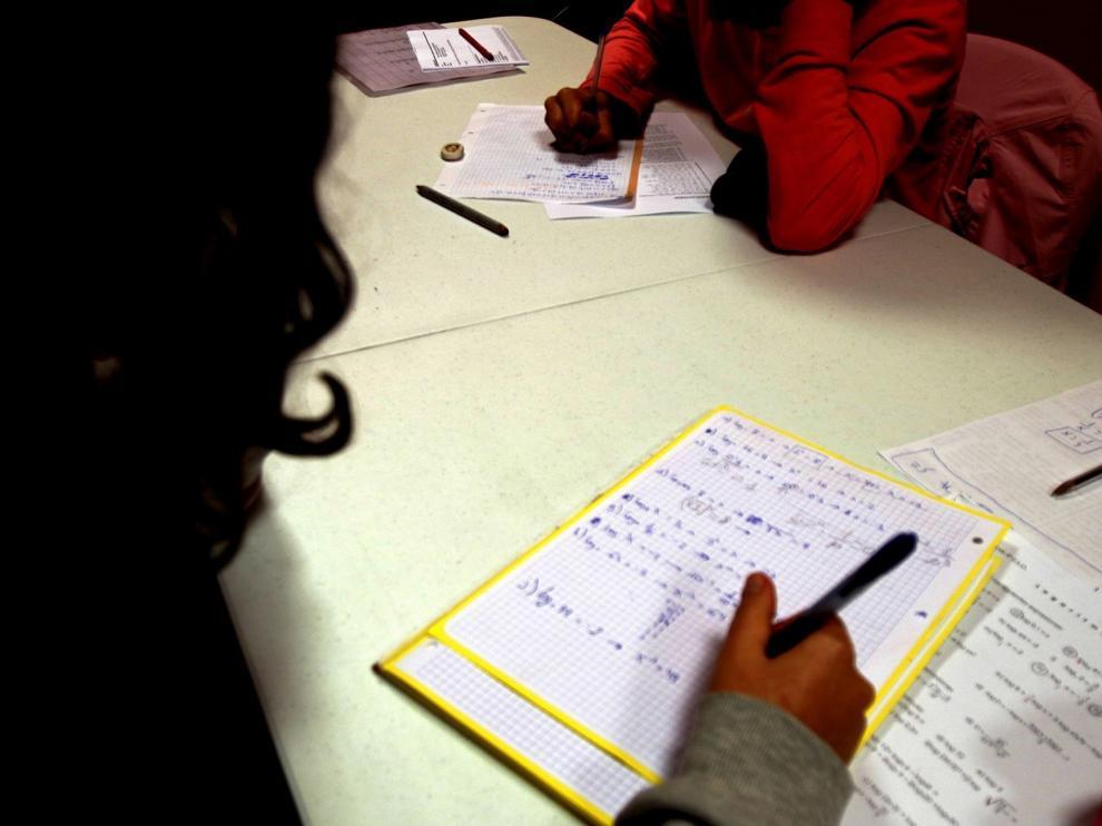 Aragón recibe 1,75 millones de euros para el alumnado vulnerable
