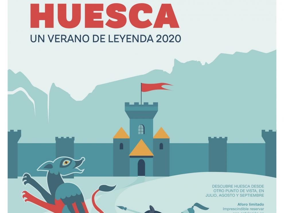 """Romances, conciertos y observación del cielo, algunas de las propuestas de """"Huesca, un verano de leyendas"""""""