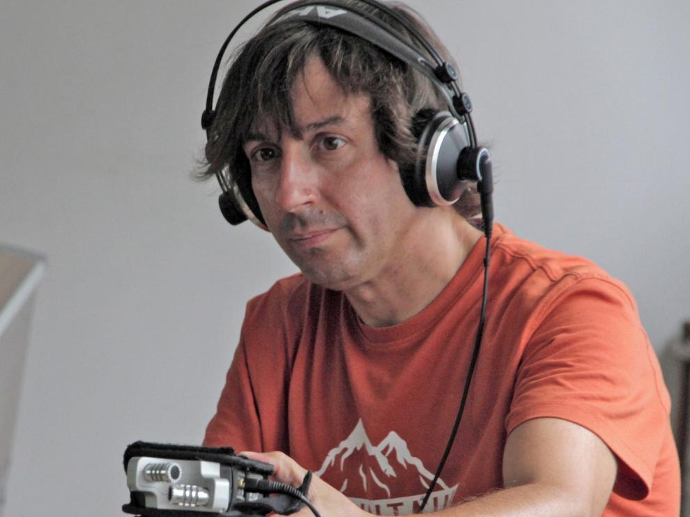 """Alex García Amat: """"""""Huesca 858"""" será un podcast documental sonoro y transformador"""""""