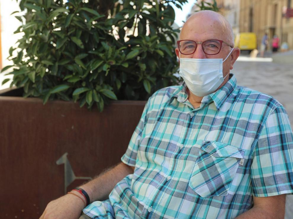 """Antonio Puyuelo Panzano: """"Las he pasado moradas, me pusieron una pistola en la boca, pero bien"""""""