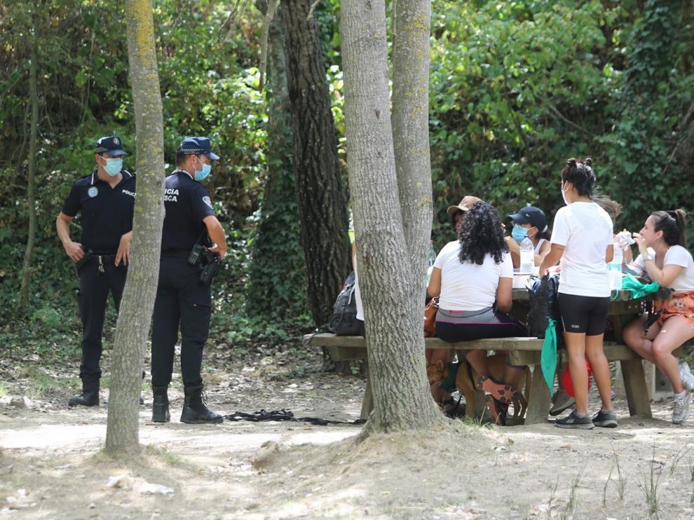 Al menos 168 denuncias en San Lorenzo, 133 por las medidas sanitarias