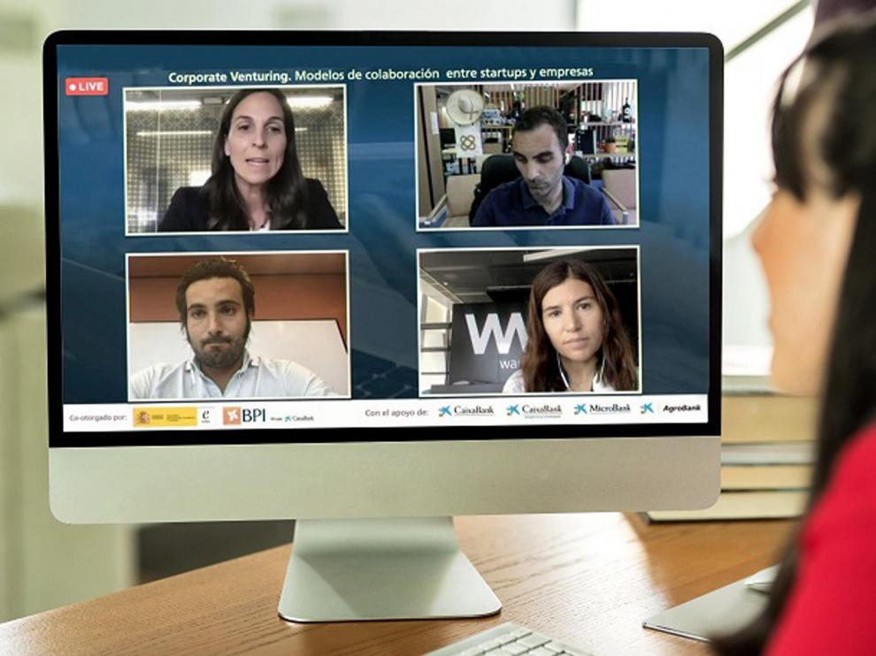 Veintidós start-usp de Aragón pueden optar a proyectos de negocio conjunto