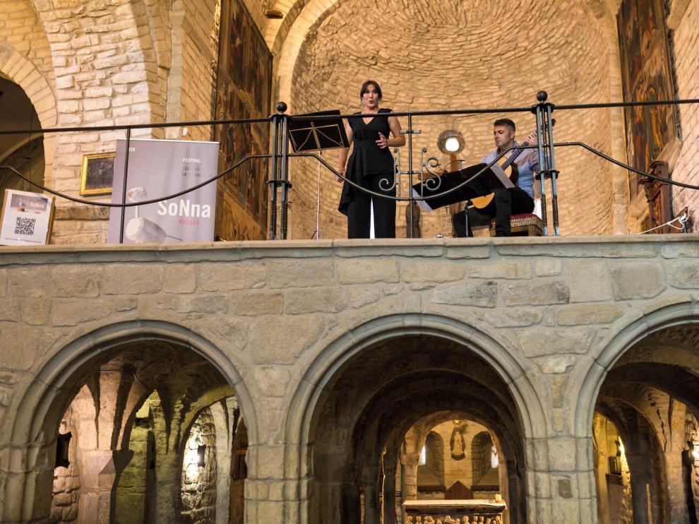 María Eugenia Boix conquista al público del Festival SoNna