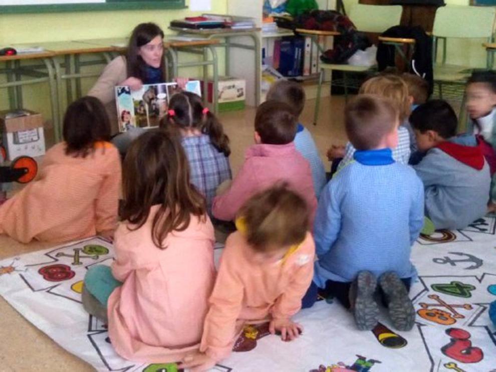 El aragonés da un paso más en la UZ que beneficiará a las escuelas