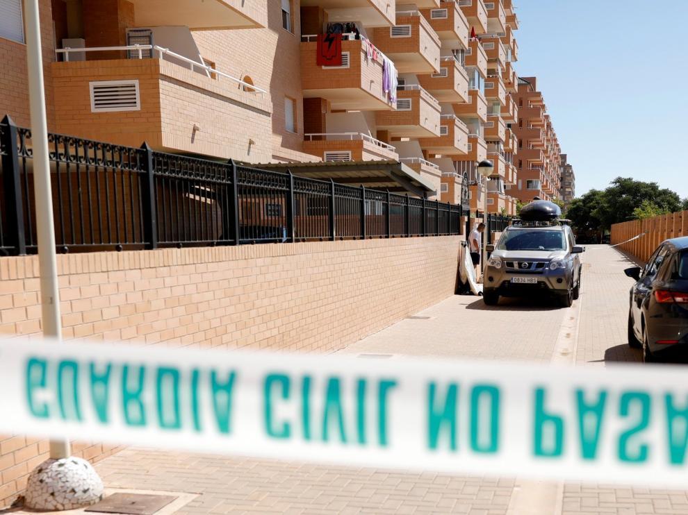 La menor acuchillada por su padre en Cabanes (Castellón) continúa hospitalizada