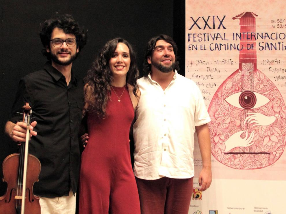 Transfusión de joven talento a mayor gloria de Bach y Brasil
