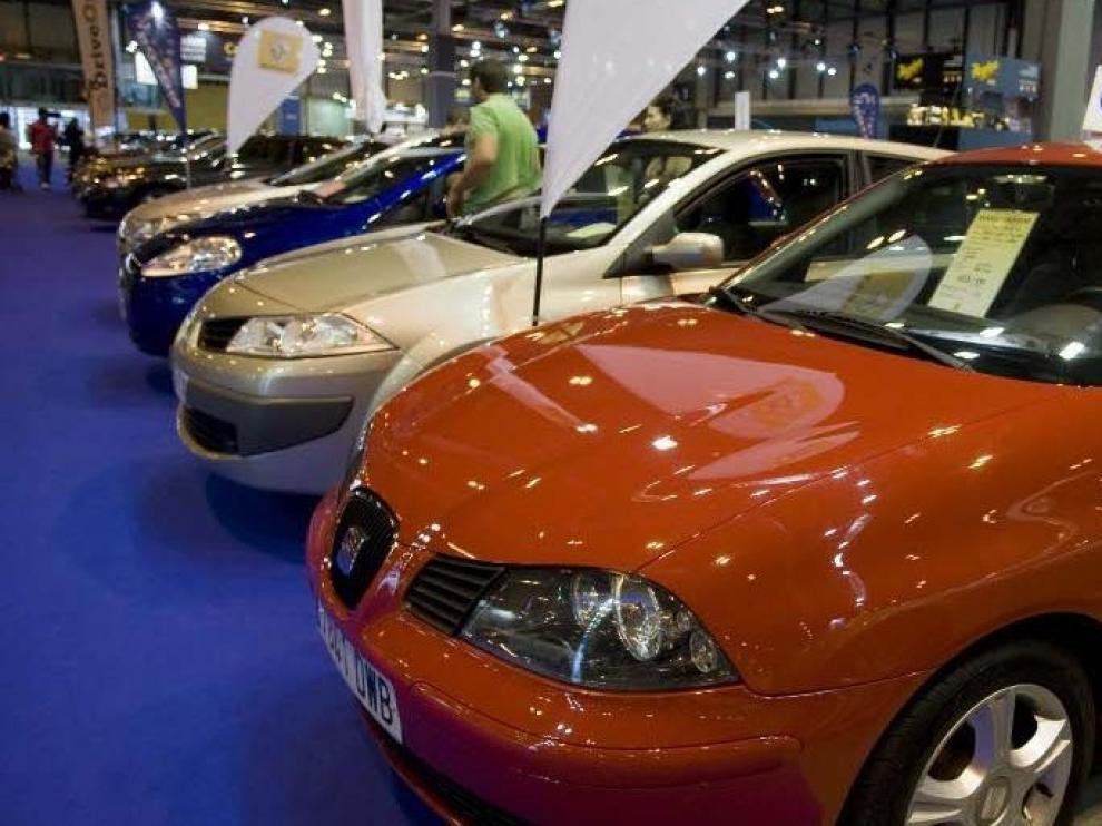 El mercado de vehículos usados cayó un 0,84 por ciento en Huesca en julio
