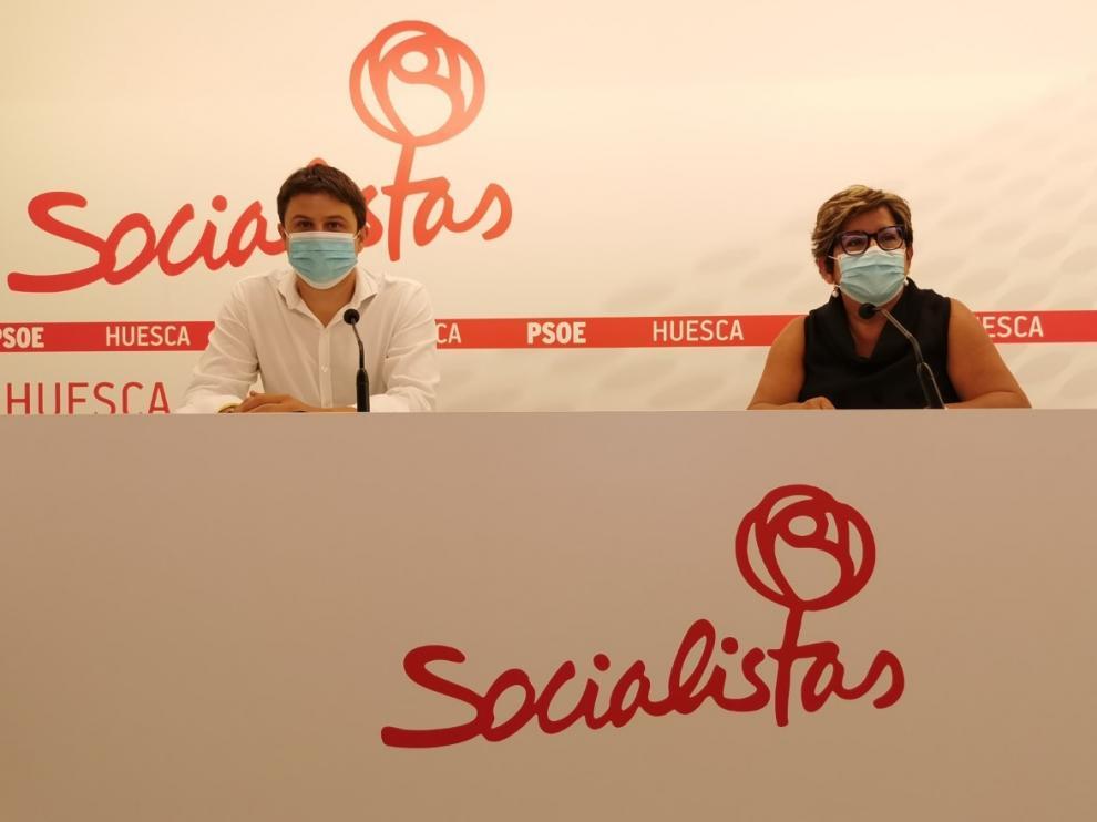 El PSOE altoaragonés respalda el acuerdo para que las entidades locales puedan utilizar sus remanentes