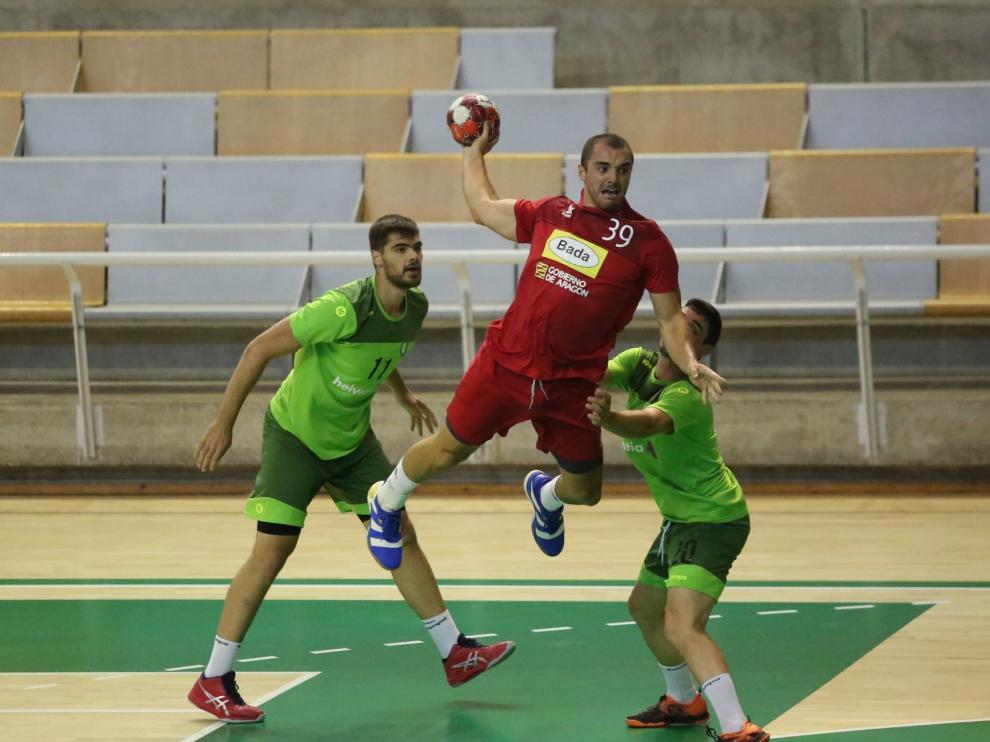Bada Huesca vuelve al trabajo