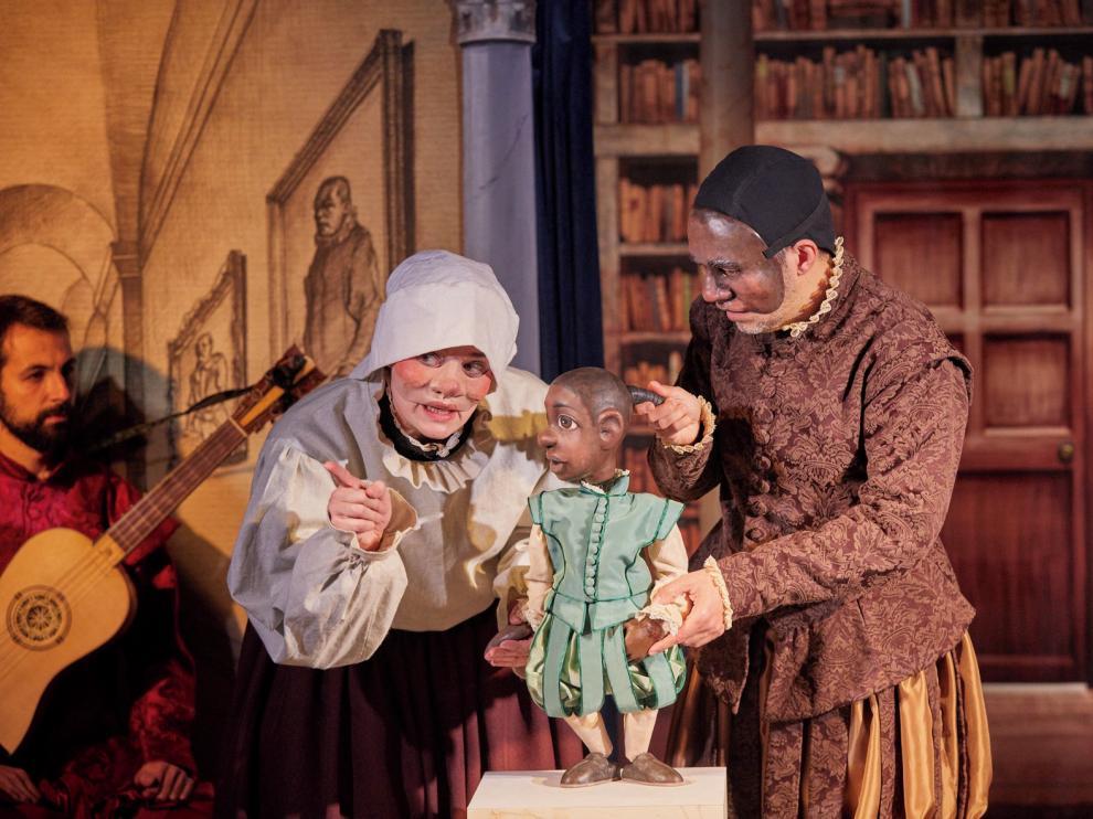 """Julie Vachon y Francisco de Paula, de Claroscvro Teatro: """"El pasticcio es una fiesta barroca que está llena de alegría y esperanza"""""""