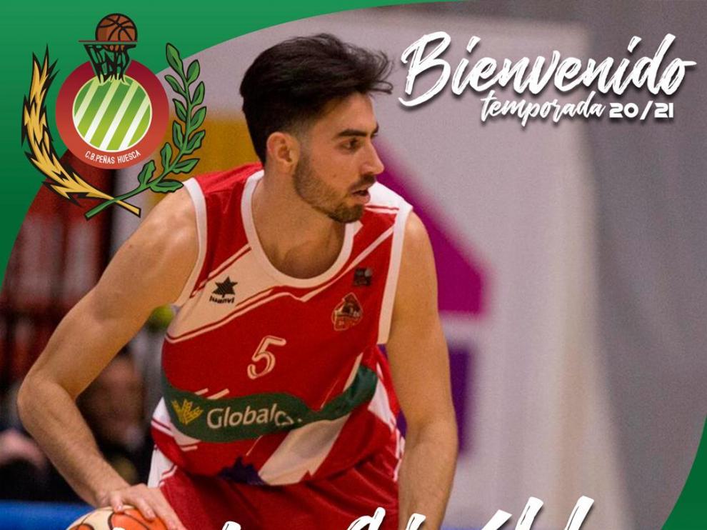 Nacho Giráldez, versatilidad y juego físico para Levitec