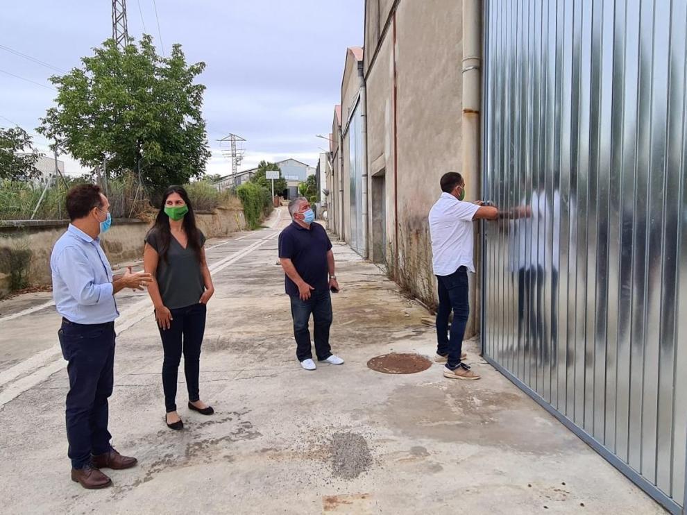 Monzón atrae oportunidades desde la iniciativa privada para la instalación de empresas y la generación de empleo