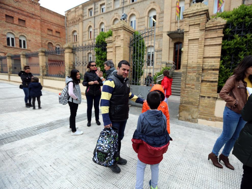 """Comer en las aulas requiere de """"más medidas y de inversión económica"""" en Aragón"""