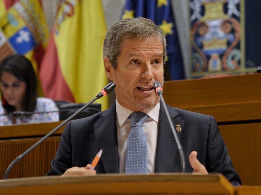 Ciudadanos elige a Pérez Calvo, actual portavoz en las Cortes, líder del partido en Aragón