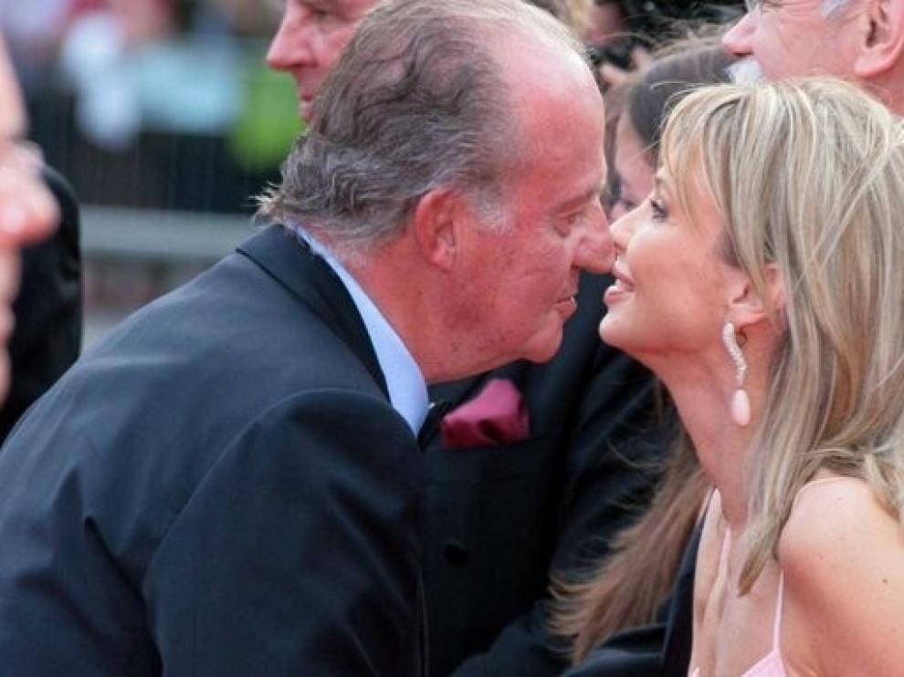 """Corinna Larsen dice, sobre el dinero de Juan Carlos I, que """"habrá cientos de cuentas en otras jurisdicciones"""""""