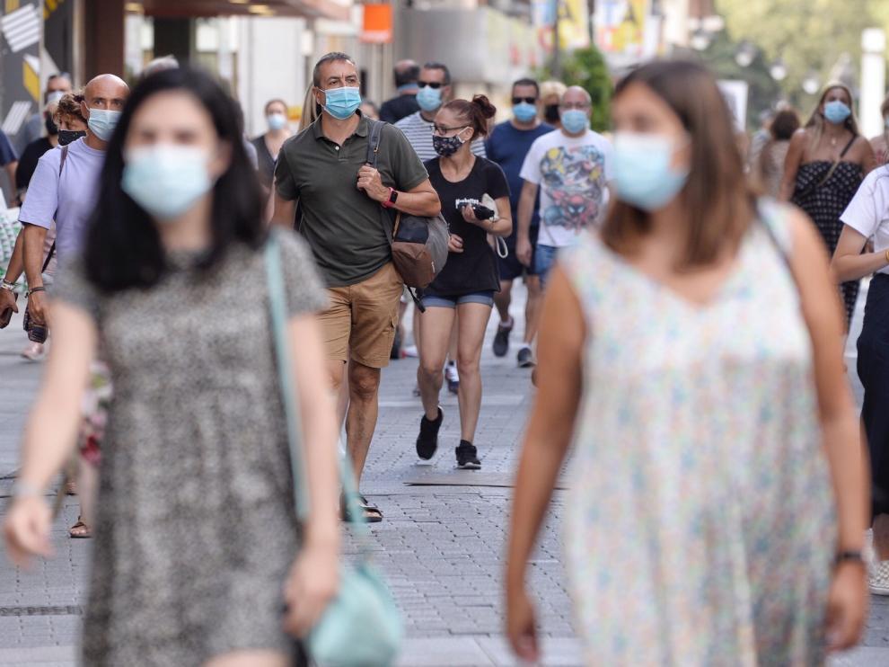 Sanidad notifica 7.039 contagios más, 3.349 en las últimas 24 horas