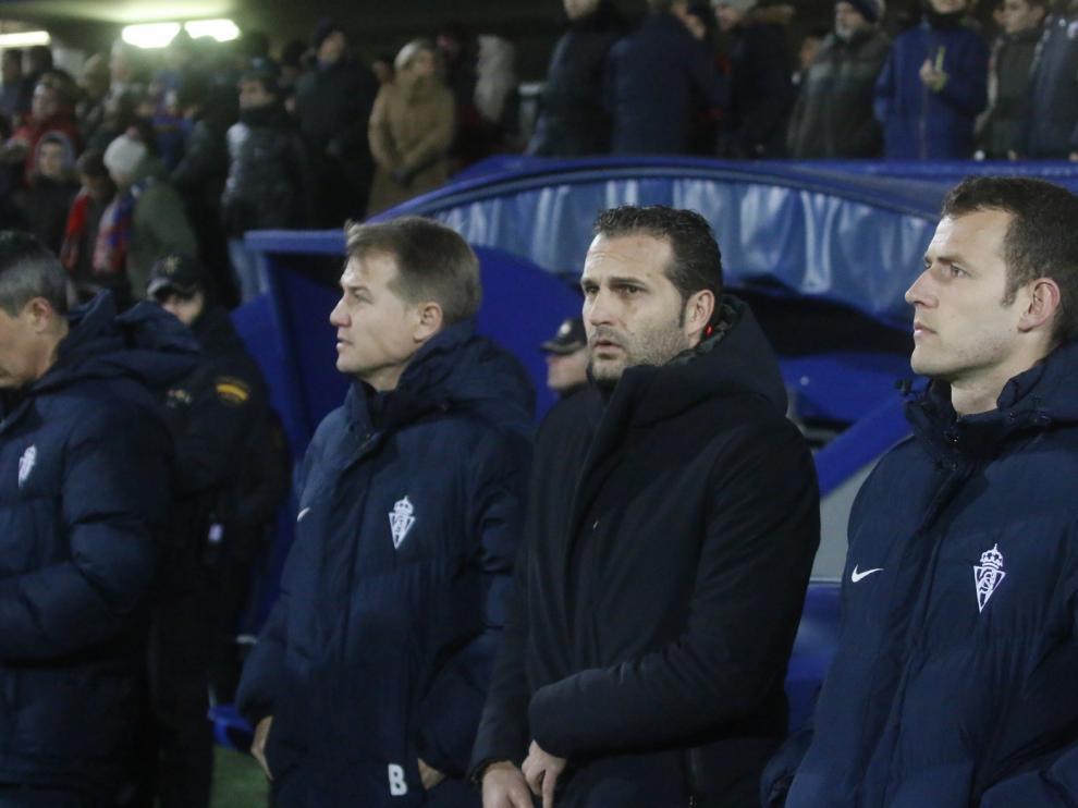 Rubén Baraja será el nuevo técnico del Real Zaragoza