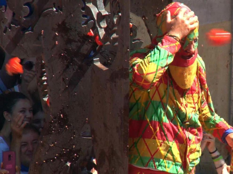 Tarazona prohíbe las terrazas y veladores en el día del Cipotegato