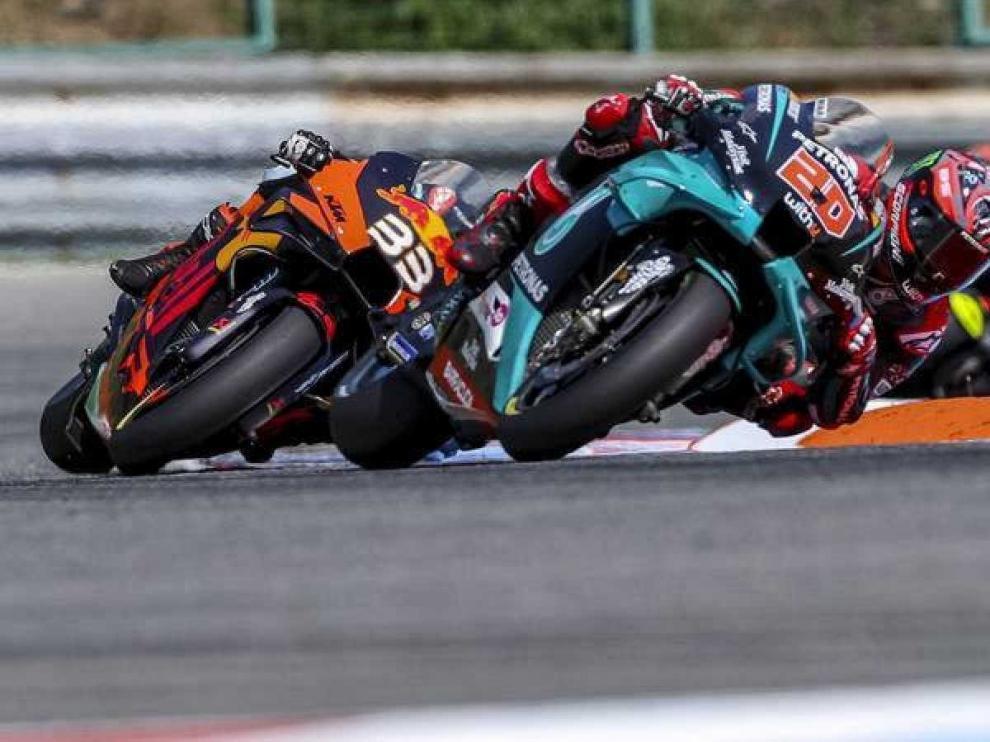 El Gran Premio de MotoGP de Estiria en Televisión Española