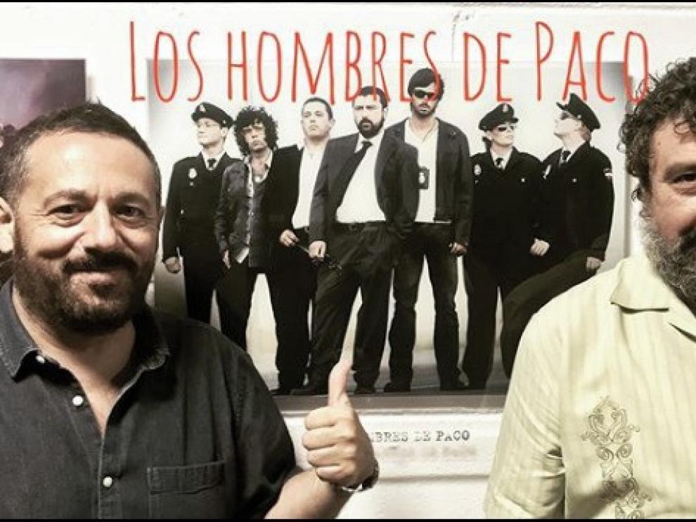 """Comienza el rodaje de la nueva temporada de """"Los hombres de Paco"""""""
