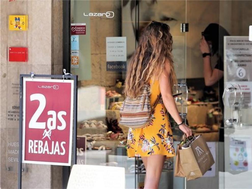 """La campaña """"Bonos Impulsa Huesca"""" pone en circulación en un mes alrededor de 360.000 euros"""