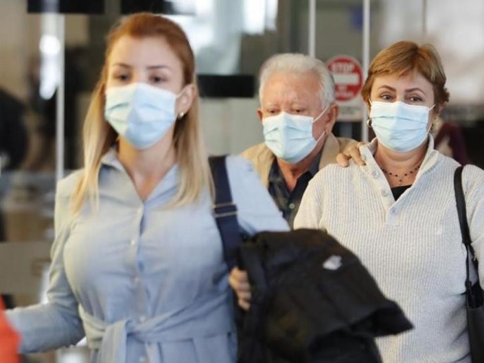 Denunciadas 510 personas en Zaragoza por no llevar mascarilla