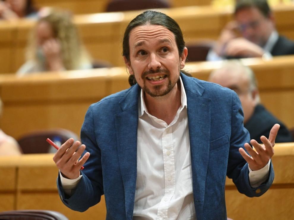 El fiscal del Tribunal de Cuentas aprecia indicios de delito en Podemos