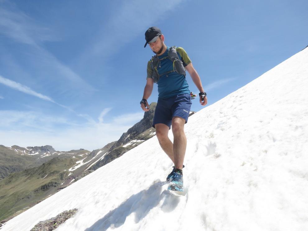 """Álex Varela: """"Hay que educar a la gente en los valores de la montaña"""""""