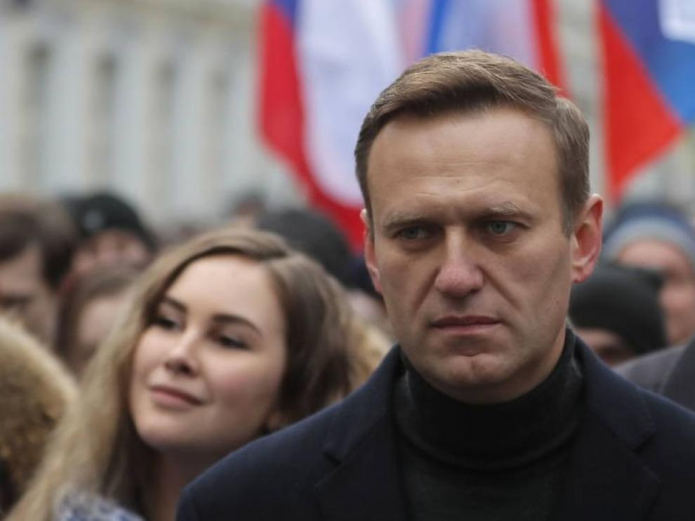 El opositor ruso Alexei Navalni, trasladado a Berlín para tratarle
