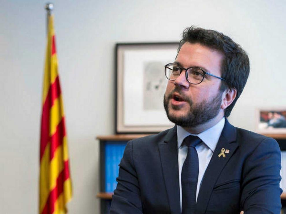 Cataluña pide gestionar su parte de fondos de la UE y subir el déficit al 1 %