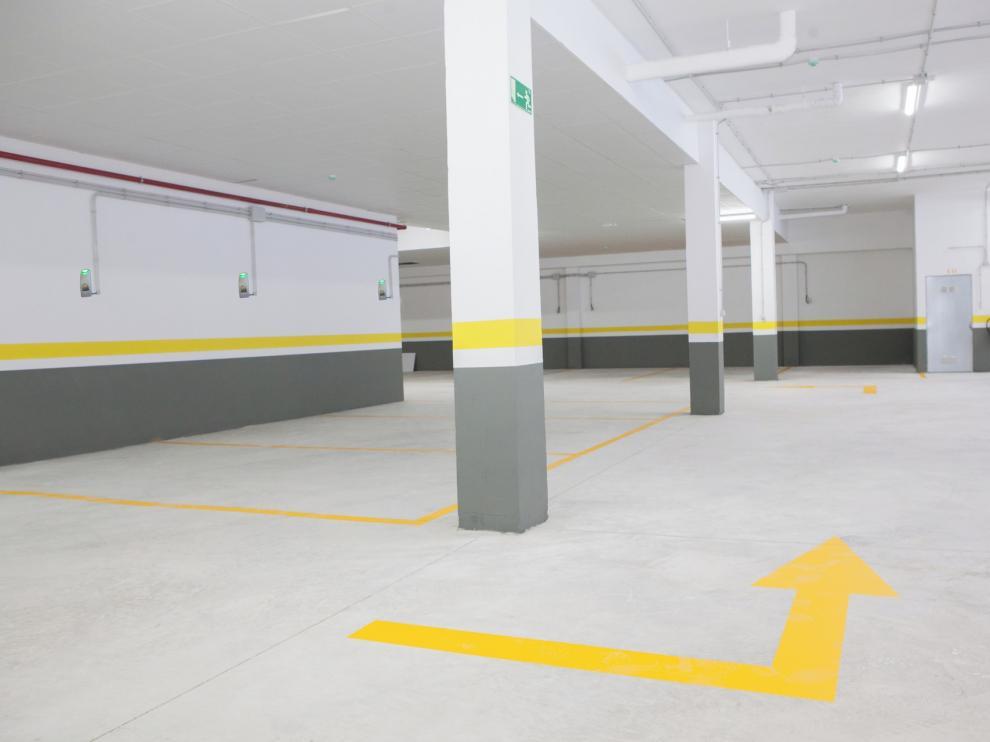 Garajes con recarga en una apuesta por la sostenibilidad