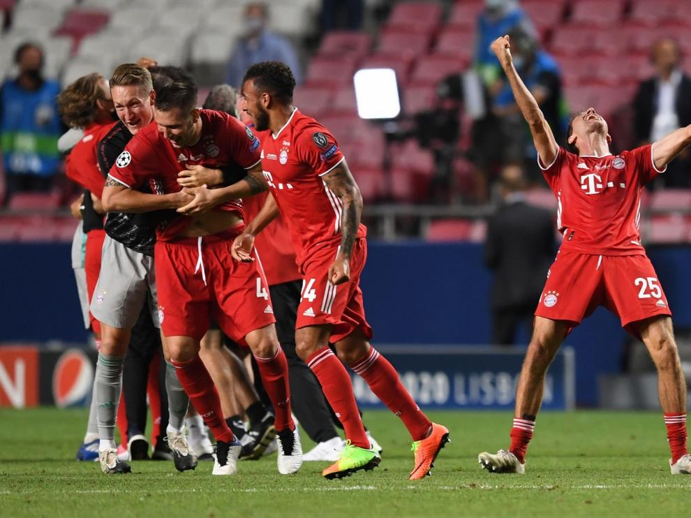 El Bayern y Coman recuperan la cima del fútbol (0-1)